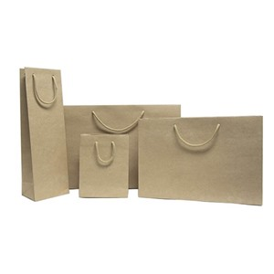 Natural Kraft Boutique Gift Bags