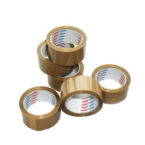 Packing Tape Low Noise Brown